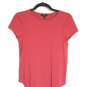 Tops - ❤Clay Color T-Shirt Comfy Stretch Like New Size Sm